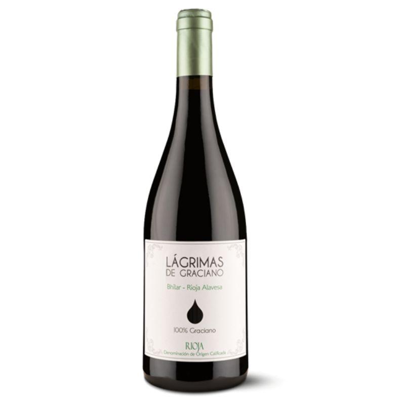 Lagrimas de Graciano Rioja 2018 0,75l