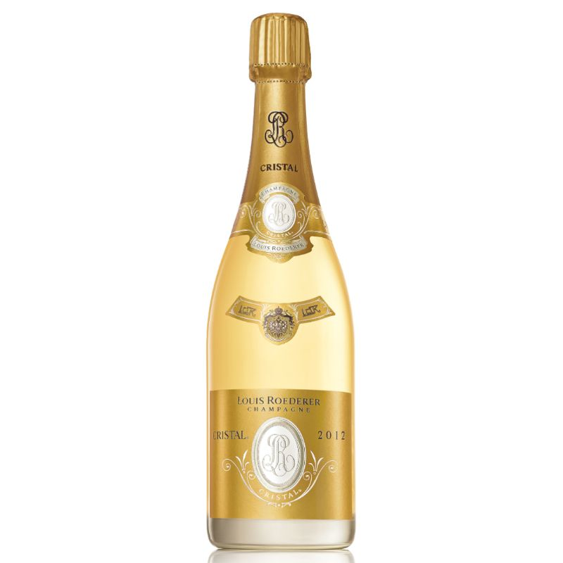 Louis Roederer Cristal Brut 2012 0,75l