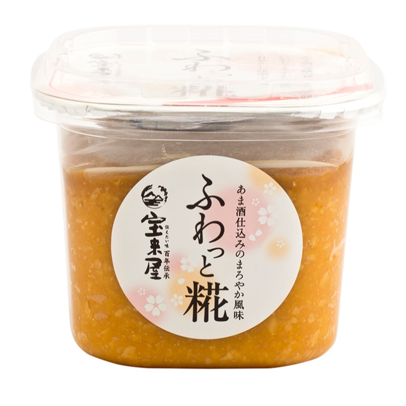 Miso* Creamy with koji 500g