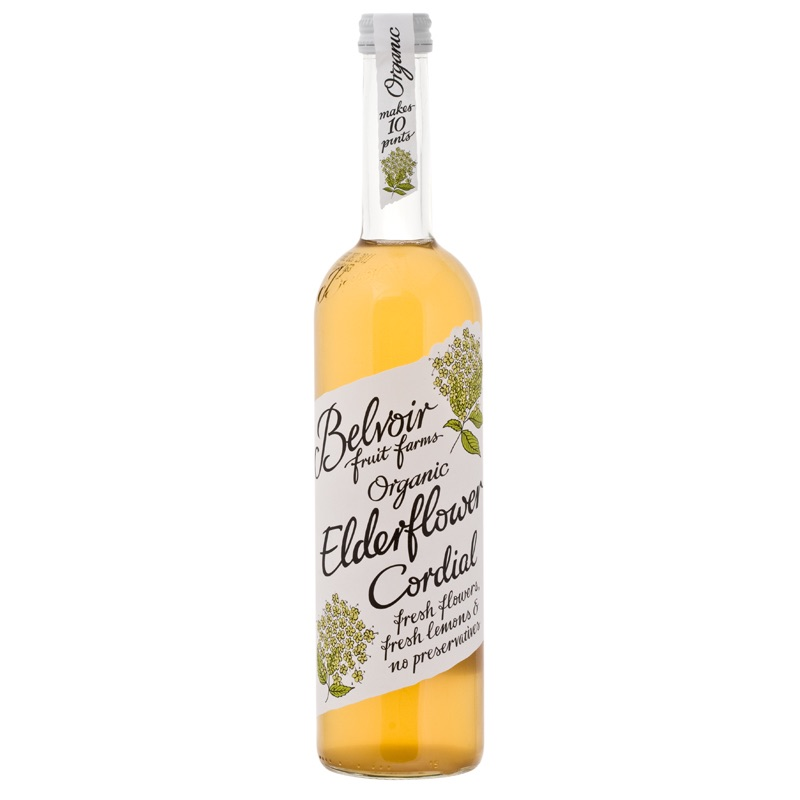 Belvoir Cordial Org. Elderflower 500ml