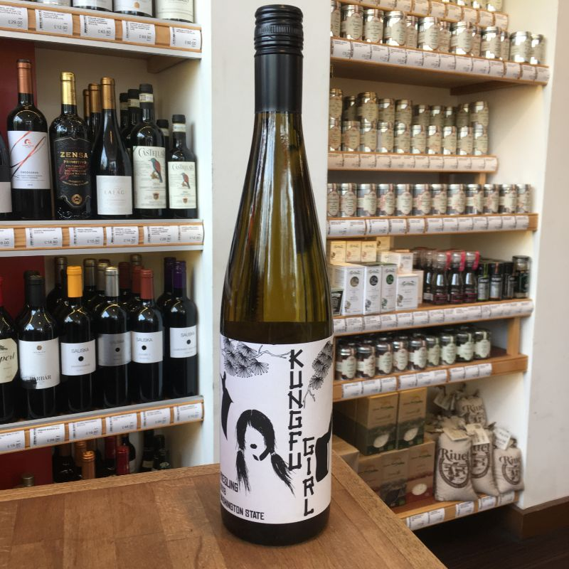 Charles Smith Kung Fu Girl Riesling 2018 0,75l