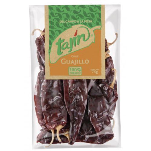 Tajin Guajillo Chilli Whole, Dried 75g