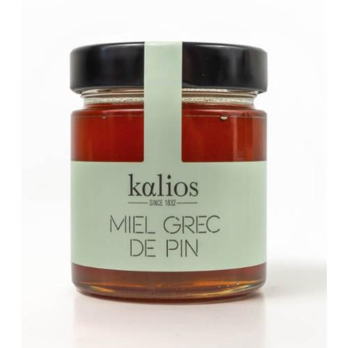 Kalios Greek Pine honey 250g
