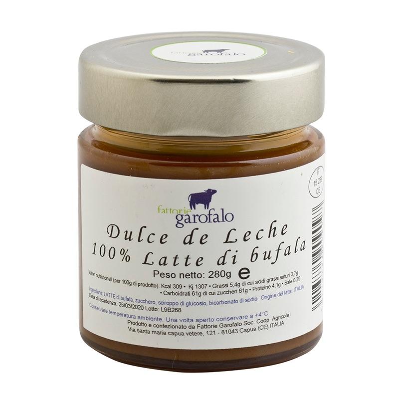 Garofalo Dulce de Leche Latte di bufala 280g