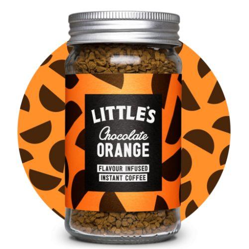 Little's Instant Coffee Choc & Orange 50g