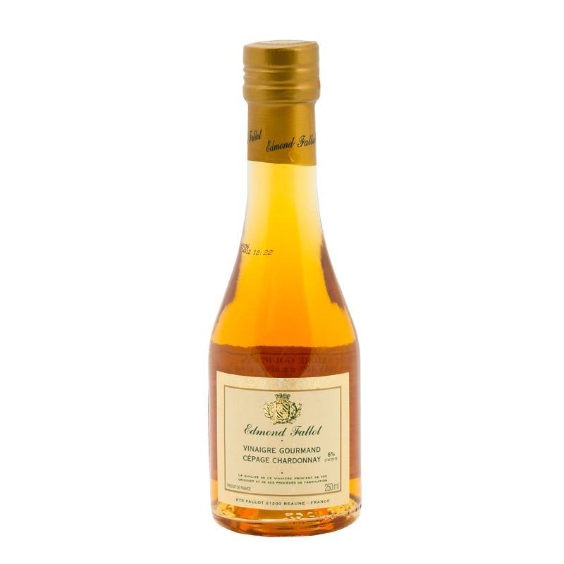E.Fallot White Wine Vinegar Chardonnay 250ml