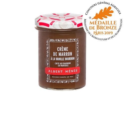 Menes Chestnut Cream with Bourbon vanilla 280g