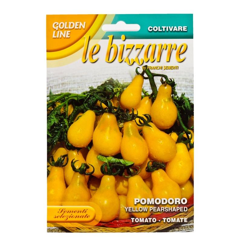 Golden Line Pomodoro Yellow Pearshaped