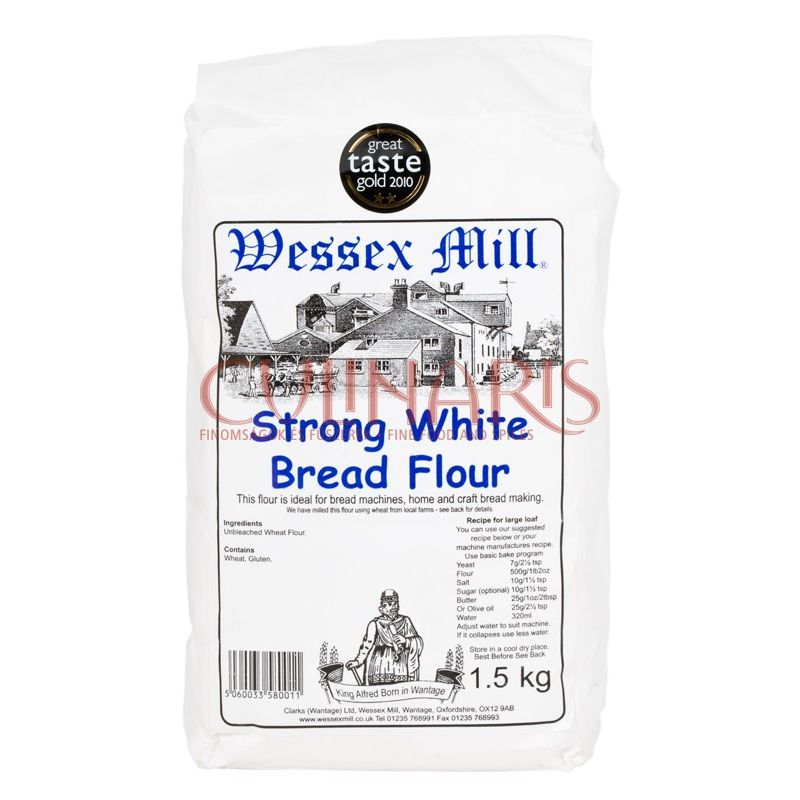 WessexM Strong White Bl80 flour 1,5kg