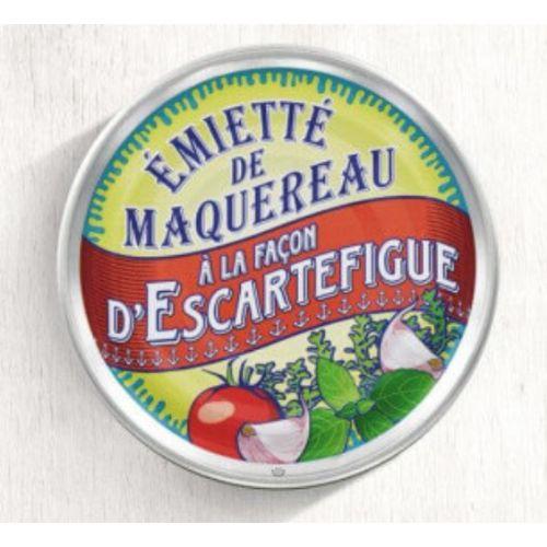 Belle Iloise Mackerel Escartefigue 80g