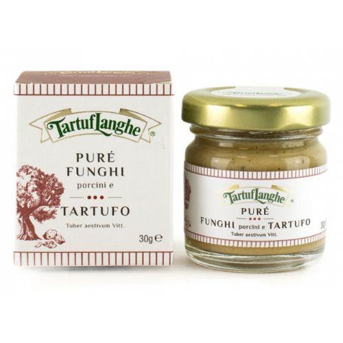 Tartuflanghe Crema Funghi Porcini Tartufo 30g