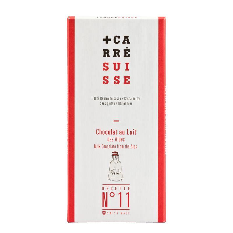 Carré Suisse Milk No11 100g