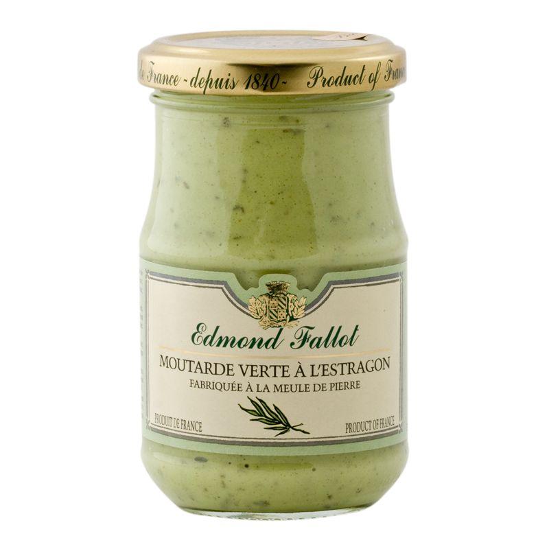 E.Fallot Dijon Mustard with Tarragon 210g