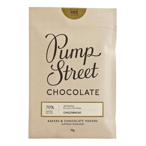 Pump Street Gingerbread 70% 70g