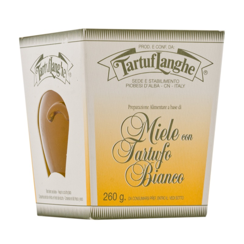 TartufL Honey with White truffle 260g