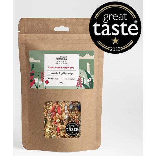 Forthay Granola Super Seed & Goji Berry 450g