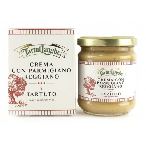 TartufL* Parmigiano DOP Truffle cream 190g