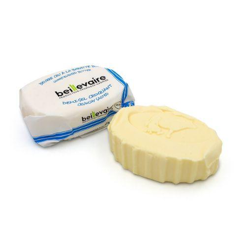 Beillevaire* Raw Butter with Sea Salt Crystals  125g