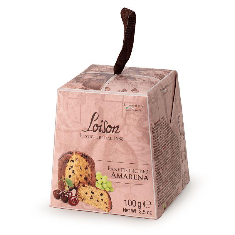 Loison Panettoncino Amarena box L9245 100g