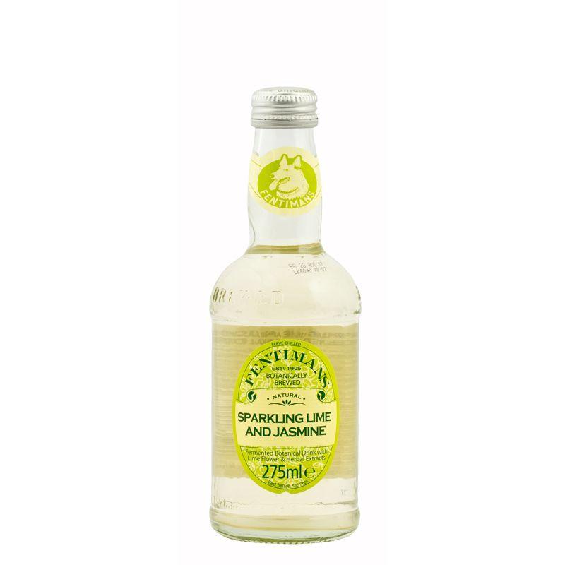 Fentimans Sparkling Lime and Jasmine 275ml