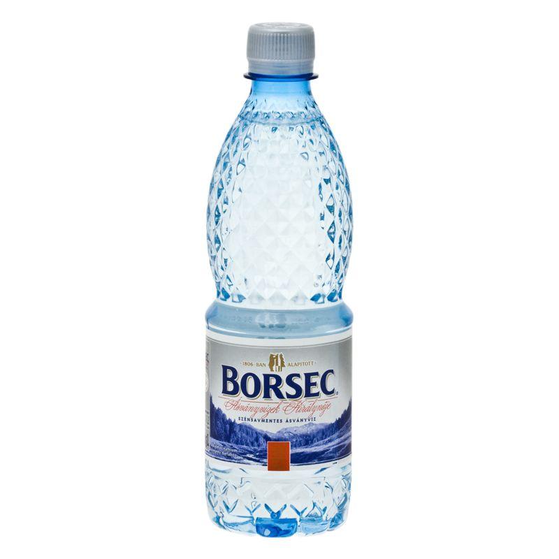Borsec mineral water, still 0,5l