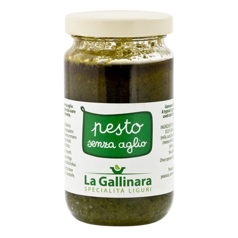 Gallinara Pesto senza aglio 180g