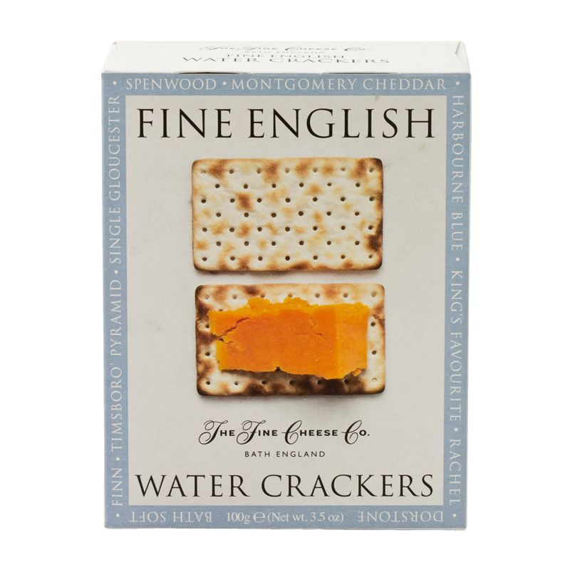 Fine Cheese Water Crackers 100g