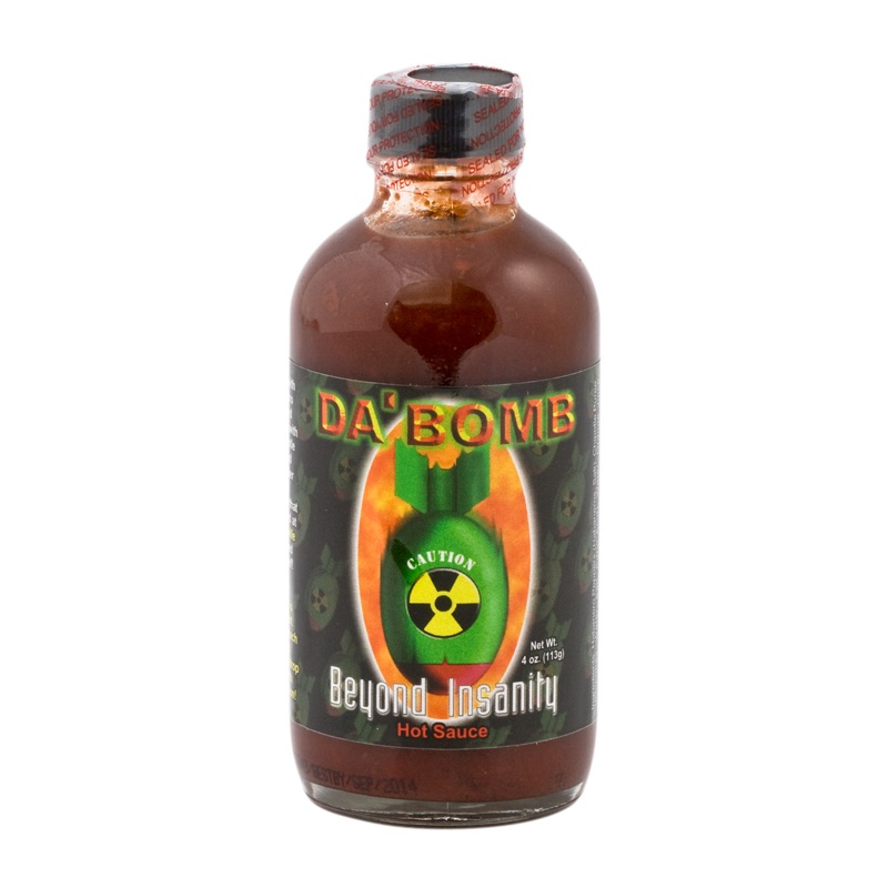 Da Bomb Beyond Insanity sauce 113g