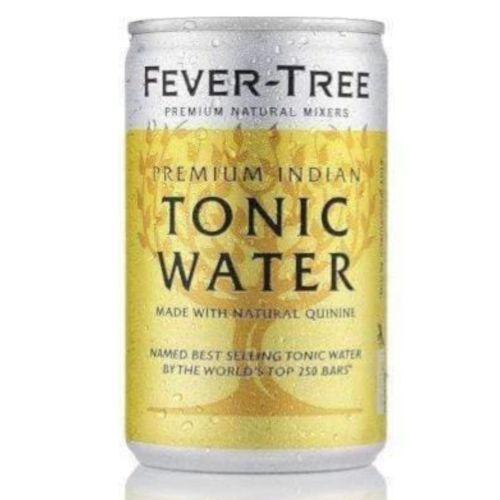 Fever Tree Indian Tonic Water Mini Can 150ml