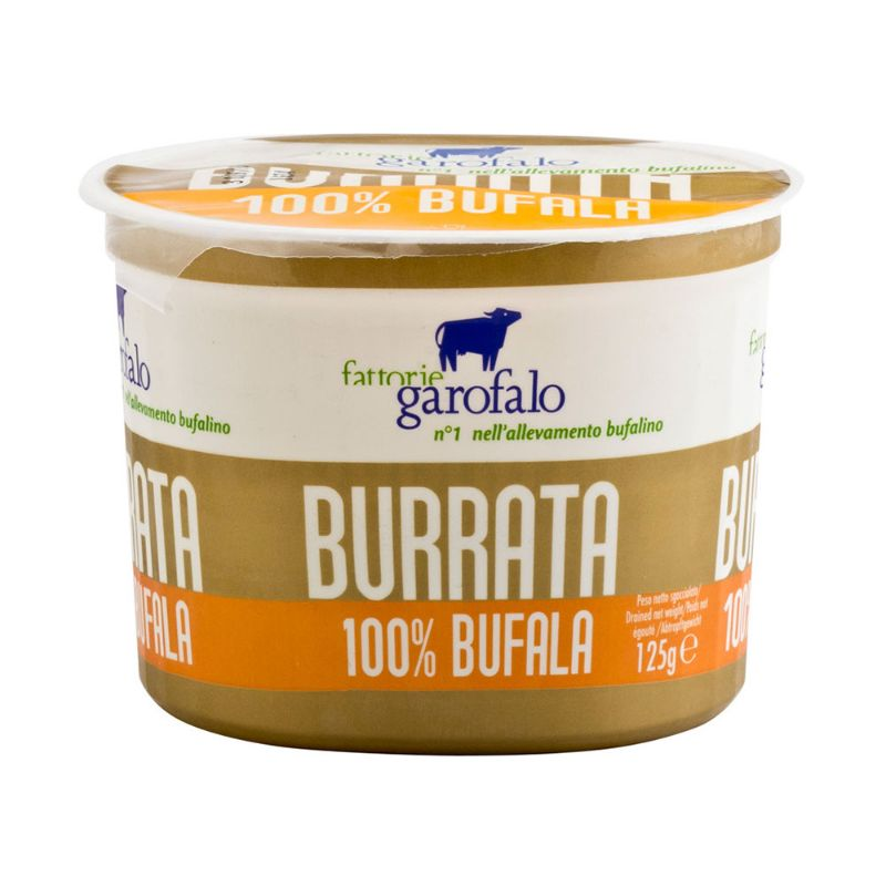 Garofalo* Burrata di Bufala 125g