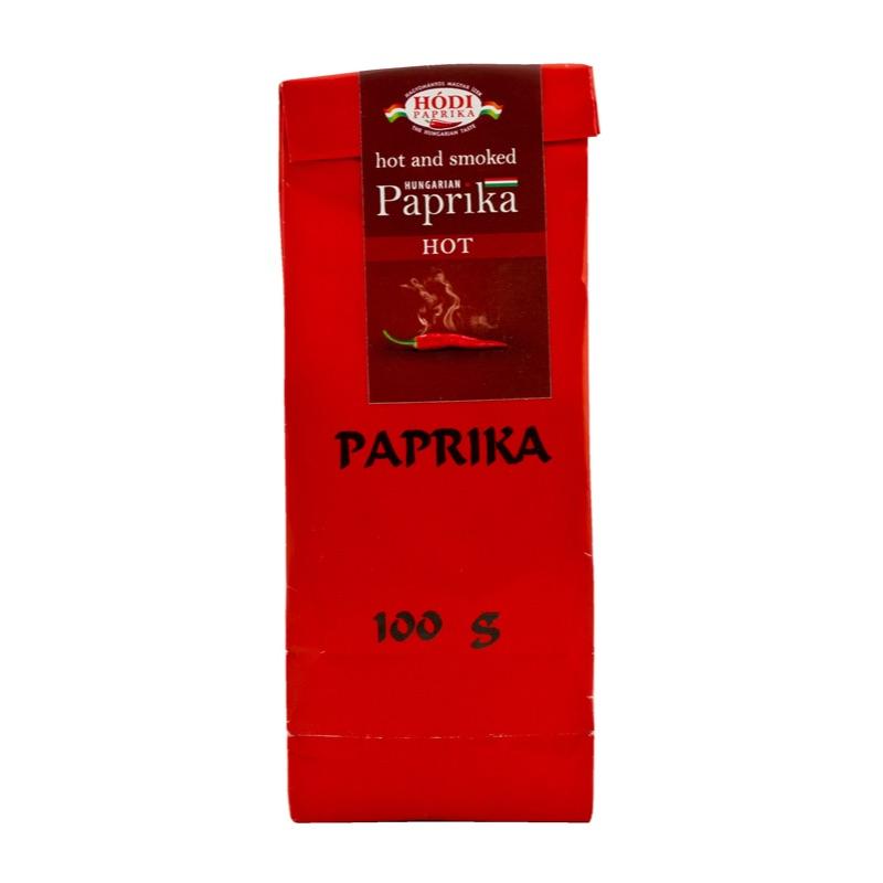 Hódi smoked hot paprika 100g