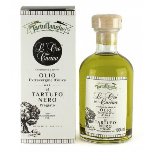 Tartuflanghe L'Oro Cucina Melanosporum Black truffle olive oil 100ml