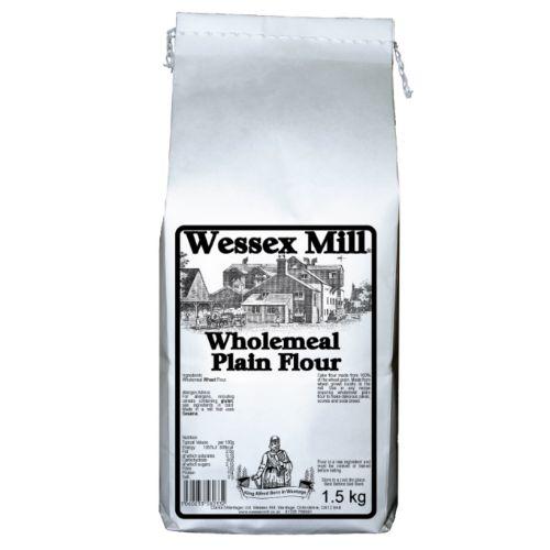 WessexM Wholemeal Plain Flour 1,5kg
