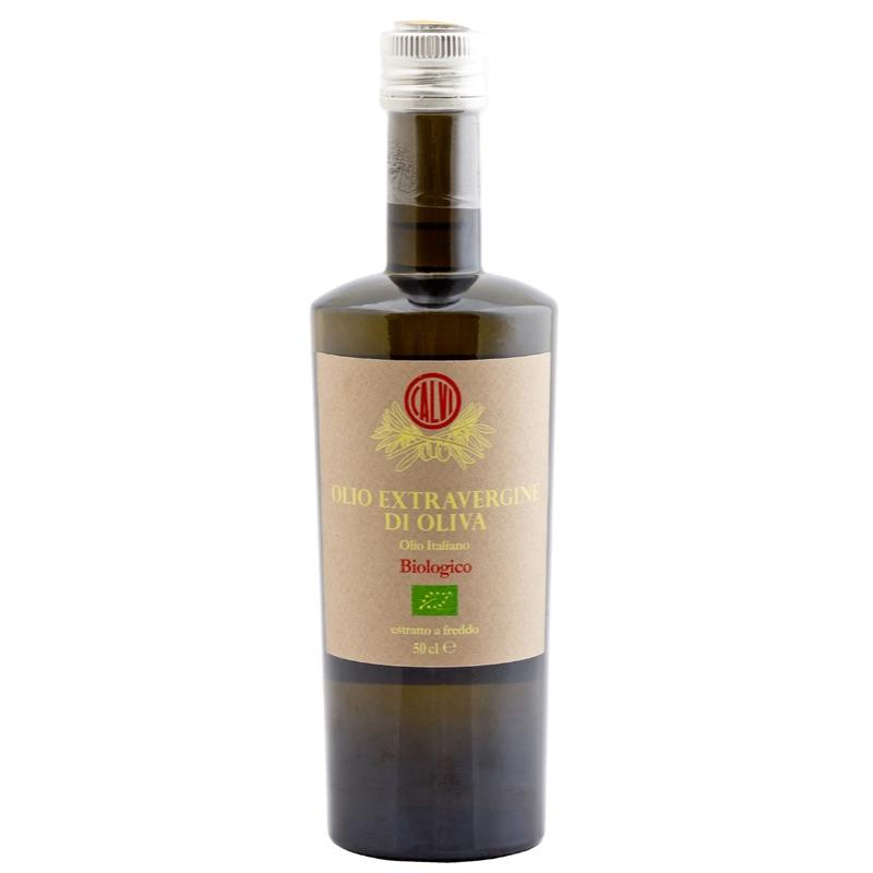 Calvi Olio Organic Extra Virgin Olive Oil 0.5l