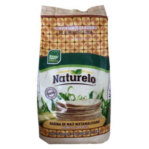 Naturelo Harina De Maiz White 1kg