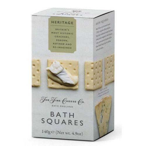 Fine Cheese Bath Squares 140g