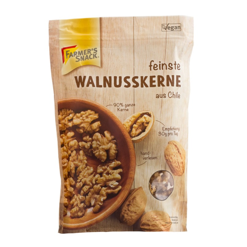 Farmer's Walnuts 120g