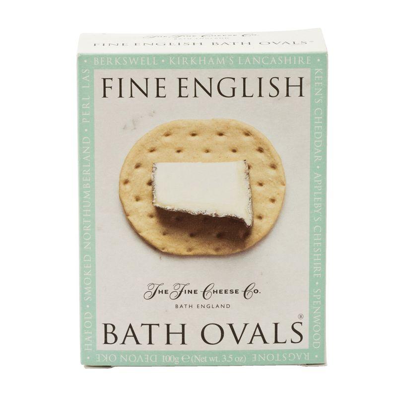 Fine Cheese Bath Ovals 100g