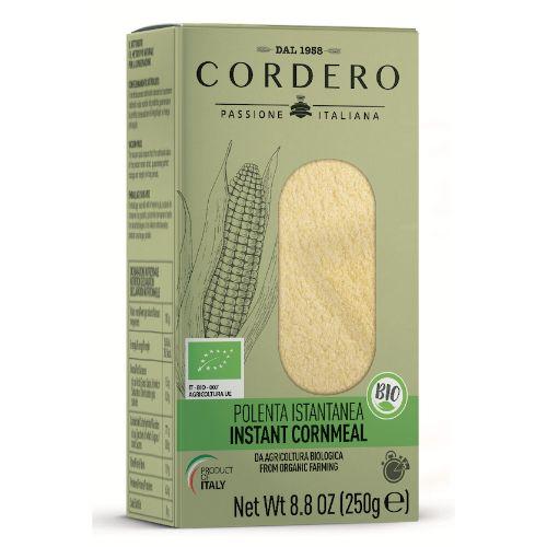 Cordero Instant Polenta Organic 250g