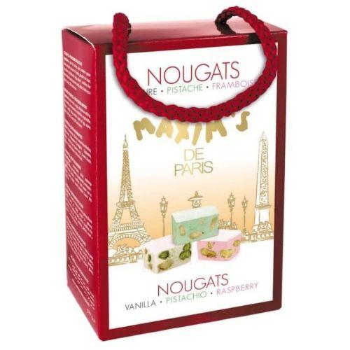 Maxim's Montelimar Nougats Gift Box 80g