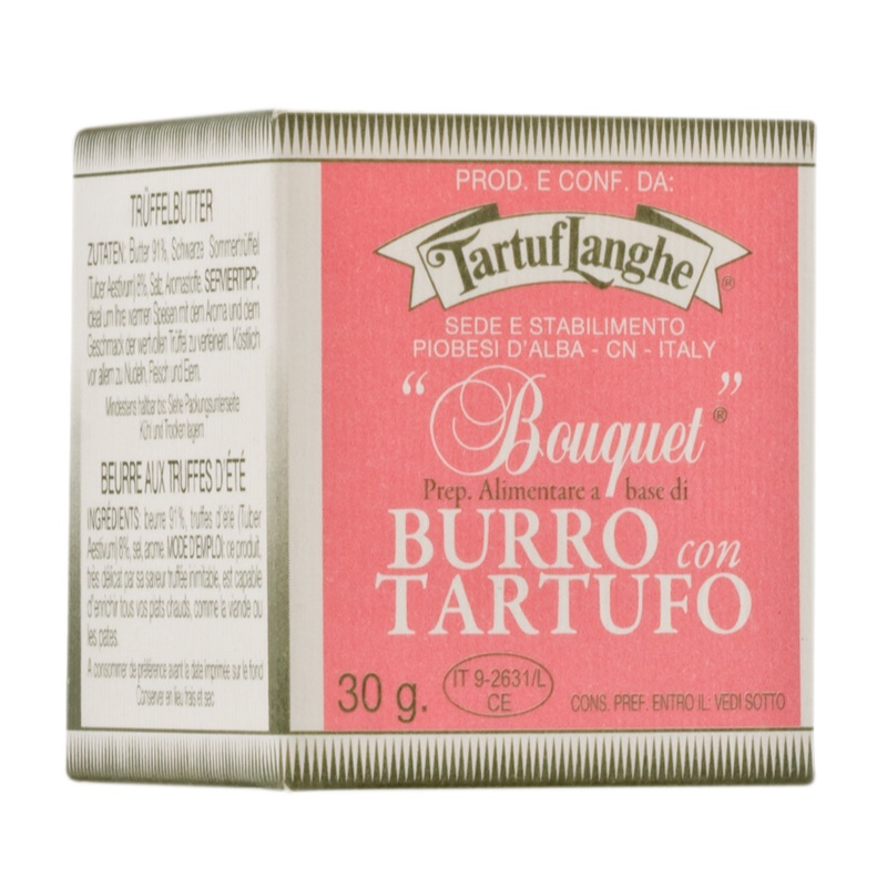 TartufL* Bouquet Butter with Truffle 30g