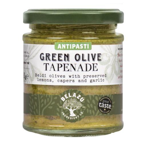 Belazu Green Olive Tapenade 160g