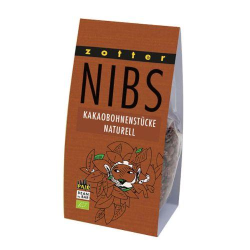 Zotter Cocoa Nibs Natural 100g