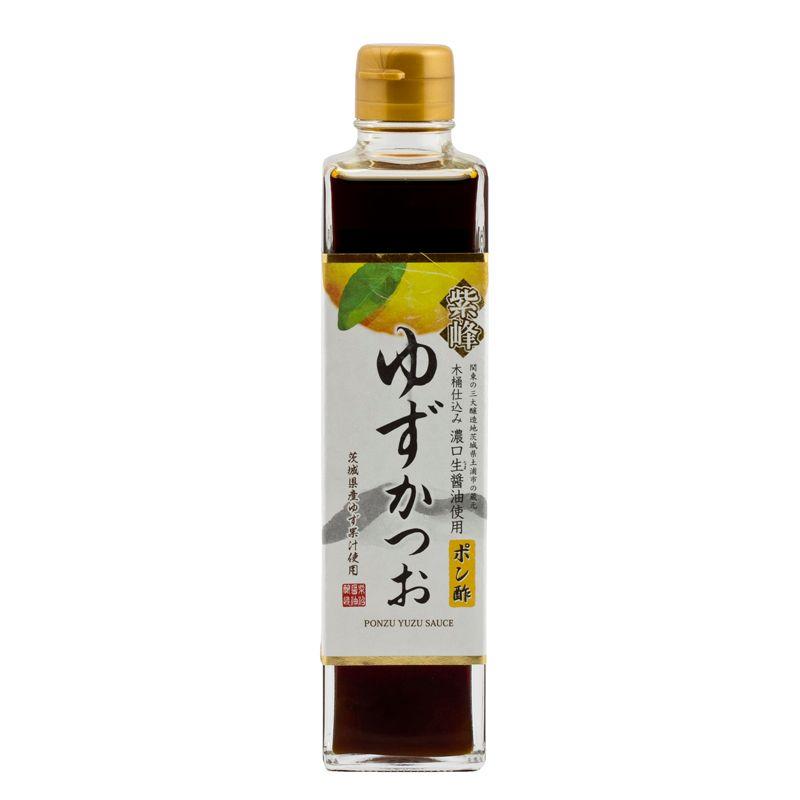 Shibanuma Yuzu Ponzu Sauce 300ml