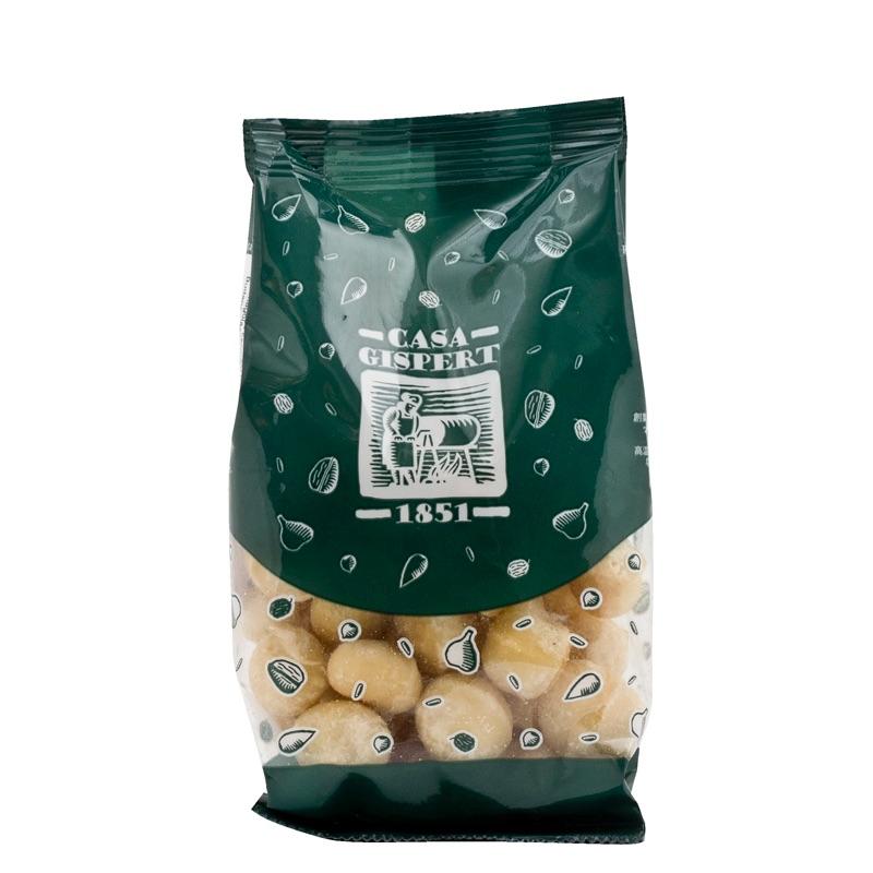 Gispert Salted macadamia nut 125g