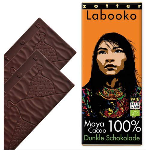 Zotter Labooko Maya 100% 65g