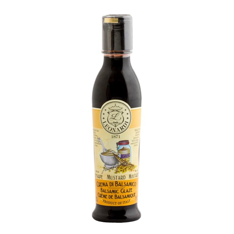 Leonardi Crema Bals di Modena Mustard C0948 220g