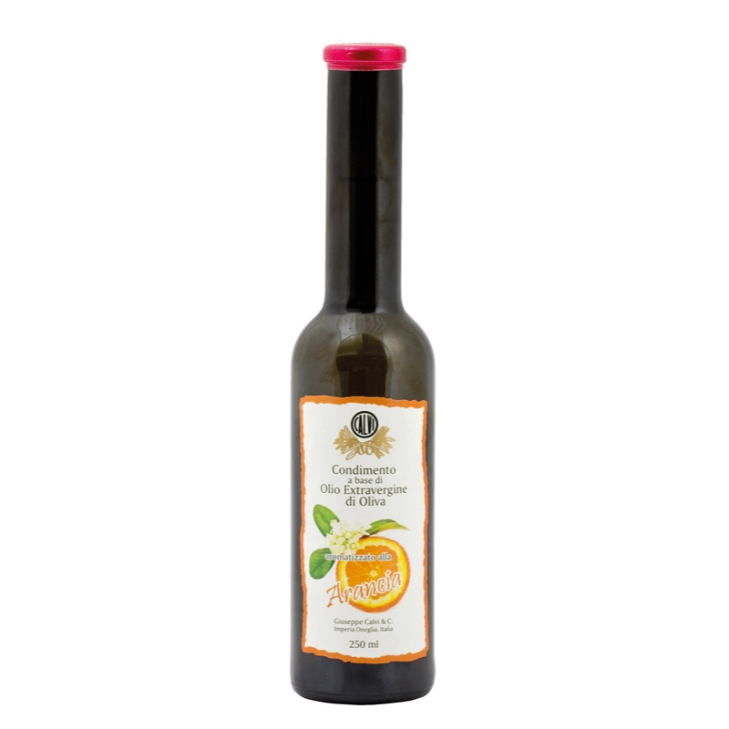 Calvi Olive Oil with Orange 250ml