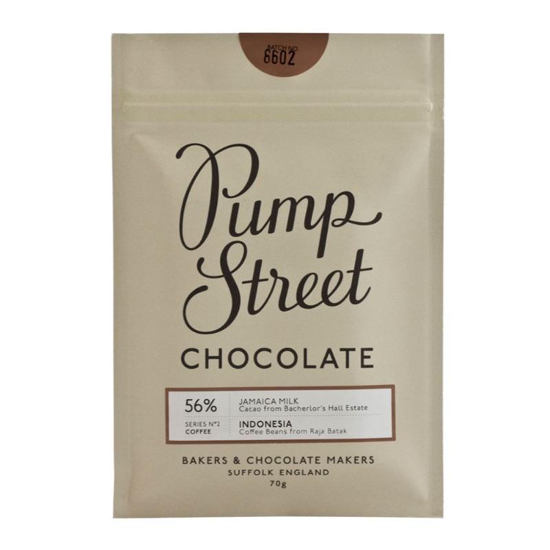 Pump Street Jamaica Milk & Coffee 56% 70g