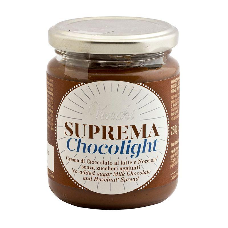 Venchi Spread Suprema Chocolight 250g